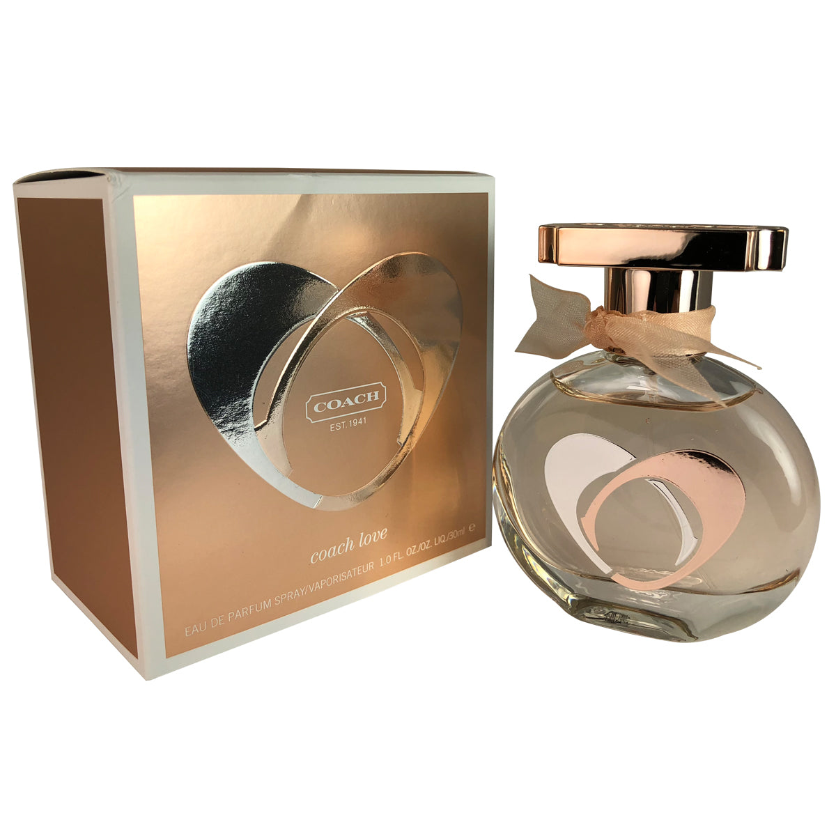 Coach Love For Women by Coach 1.0 oz Eau De Parfum Spray