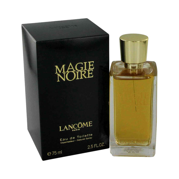 Magie Noire for Women by Lancome 2.5 oz Eau de Toilette Spray