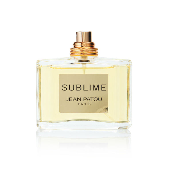 Sublime by Jean Patou for Women 2.5 oz Eau de Parfum Spray (Tester)