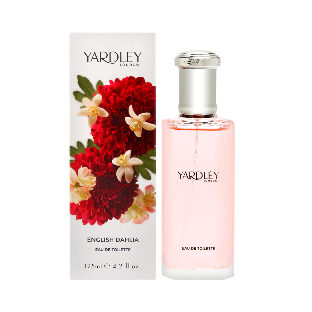 Yardley of London English Dahlia 4.2 oz Eau De Toilette Spray