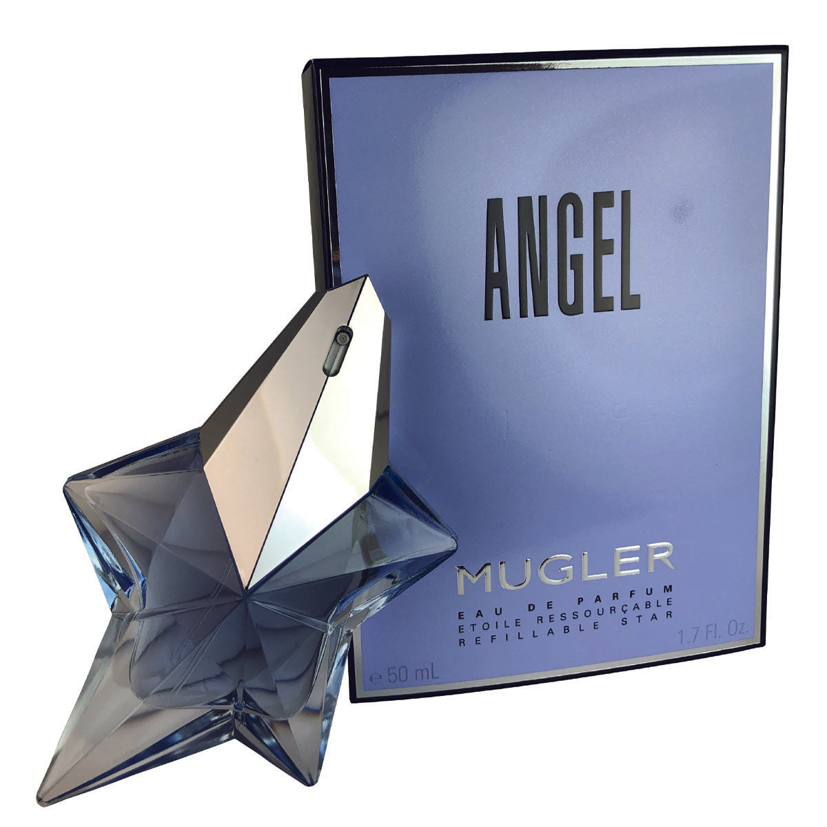 Angel by Thierry Mugler 1.7 oz Refillable Eau de Parfum SP