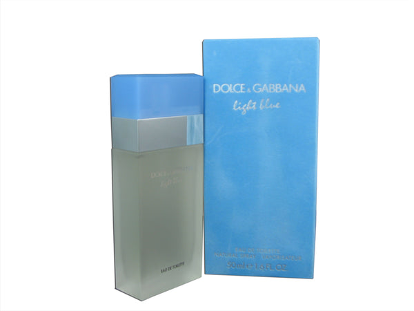 Dolce & Gabbana Light Blue for Women 1.7 oz Eau de Toilette Spray