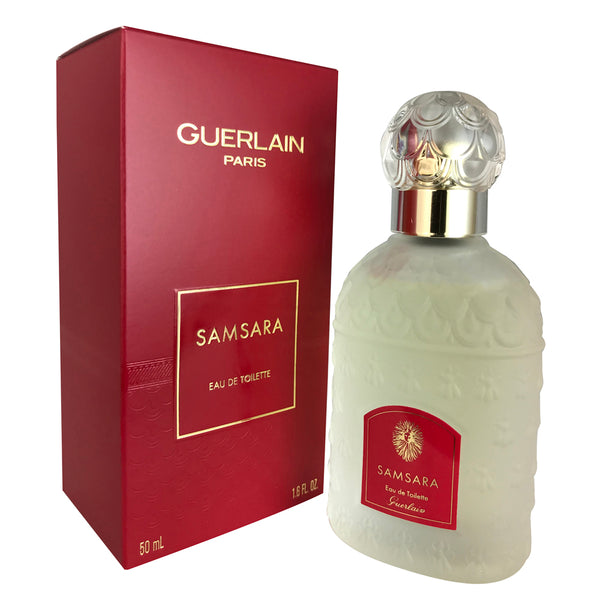 Samsara for Women by Guerlain 1.6 oz 50 ml Eau de Toilette Spray