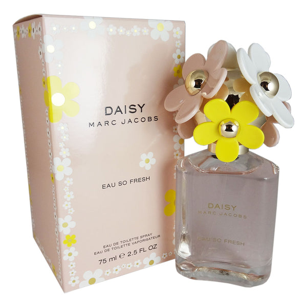 Daisy Eau So Fresh for Women by Marc Jacobs  2.5 oz Eau de Toilette Spray