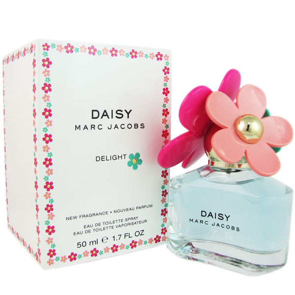 Daisy Delight for Women by Marc Jacobs 1.7 oz Eau de Toilette Spray