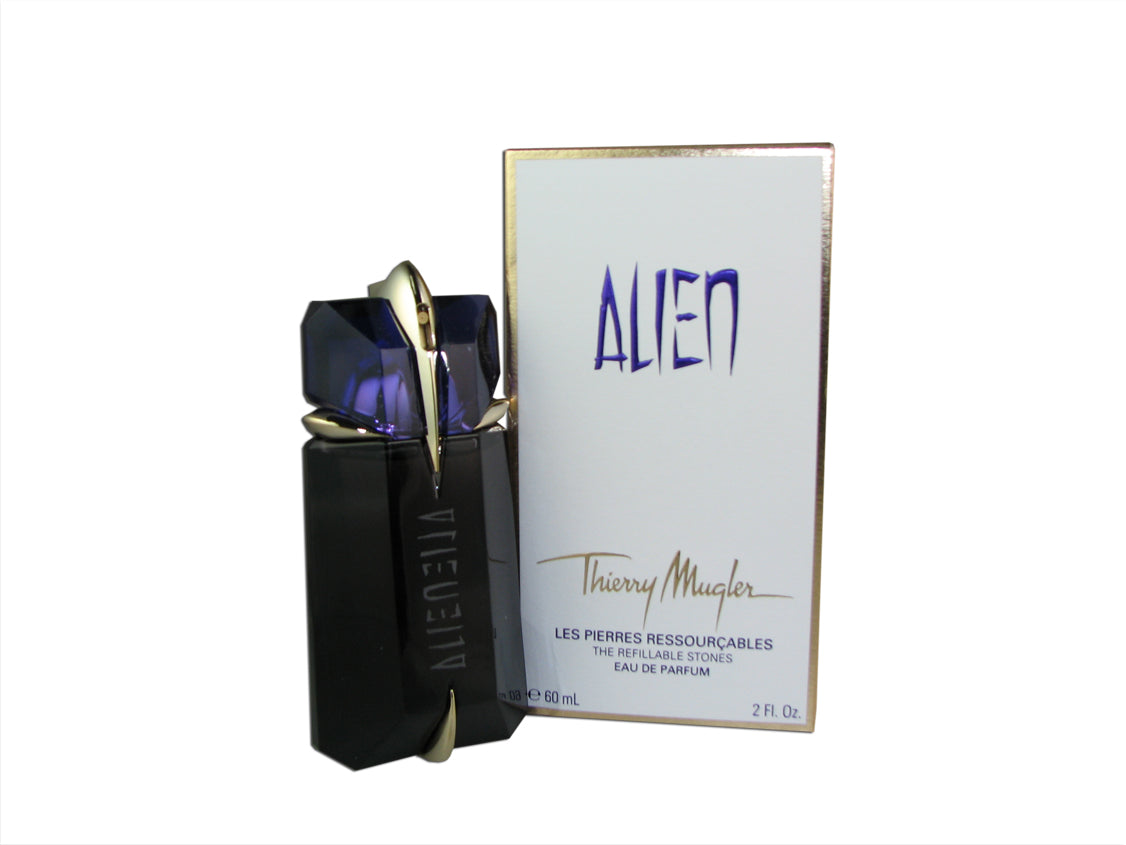 Alien for Women by Thierry Mugler 2.0 oz Refillable Eau de Parfum Spray