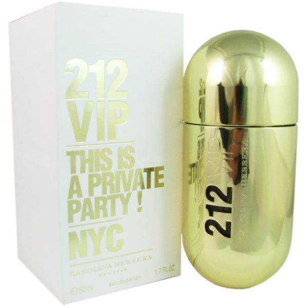 212 VIP for Women by Carolina Herrera 1.7 oz Eau de Parfum Spray