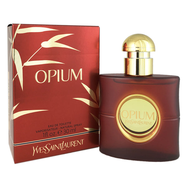 Opium for Women by YSL 1 oz 30 ml Eau de Toilette Spray