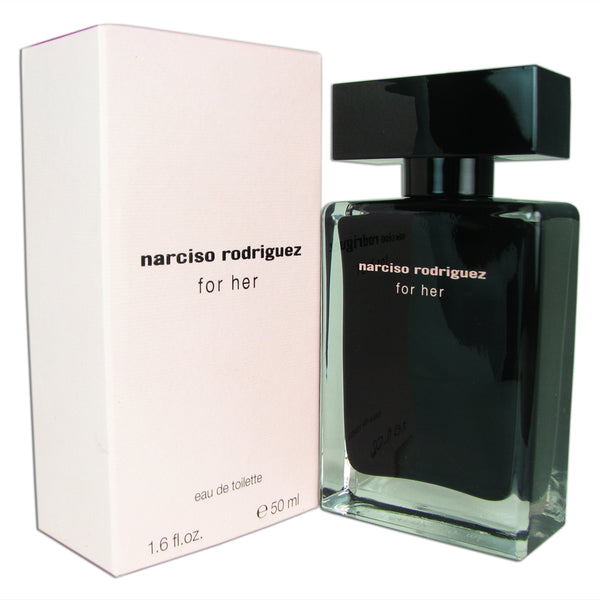 Narciso Rodriguez for Her 1.6 oz 50 ml Eau de Toilette Spray