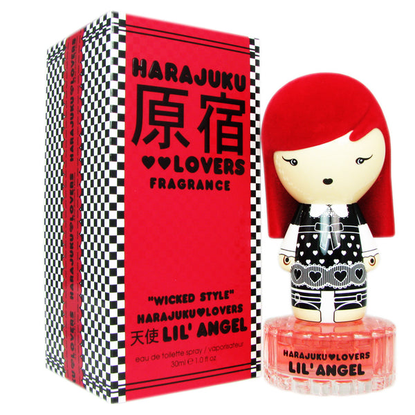Harajuku Lovers Wicked Style Lil Angel by for Women - 1 oz EDT Spray