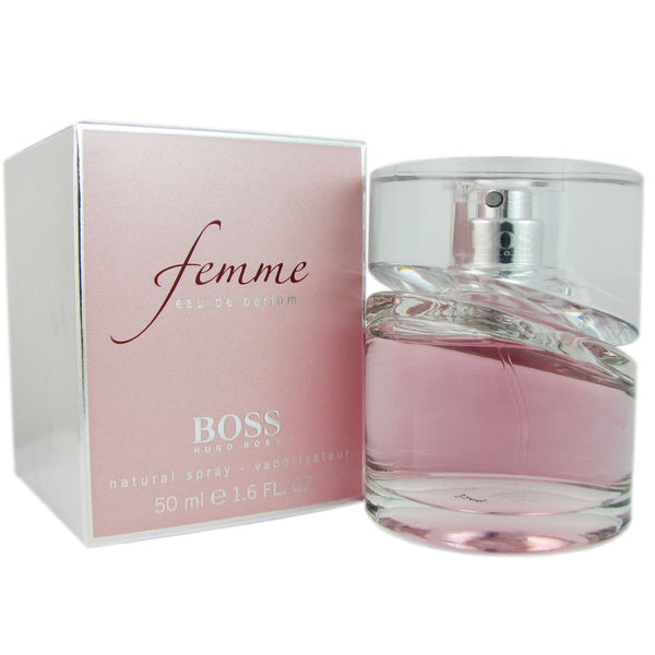 Boss Femme for Women by Hugo Boss 1.6 oz Eau de Parfum Spray