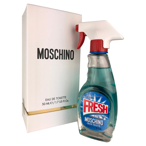 Moschino Fresh Couture For Women by Moschino 1.7 oz Eau De Toilette Spray