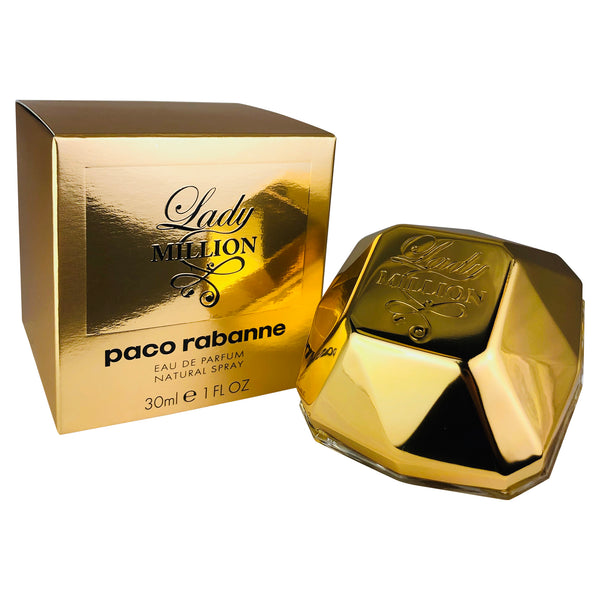 Lady Million By Paco Rabanne 1.0 Oz Eau De Parfum Spray