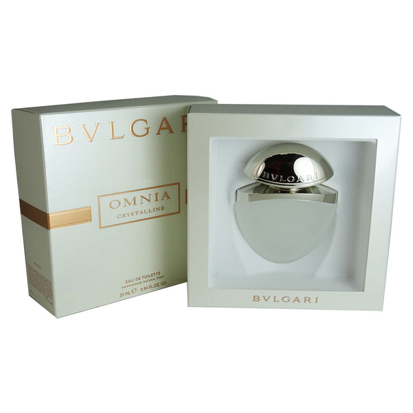Bvlgari Omnia Crystalline Women .84 oz Eau de Toilette Spray