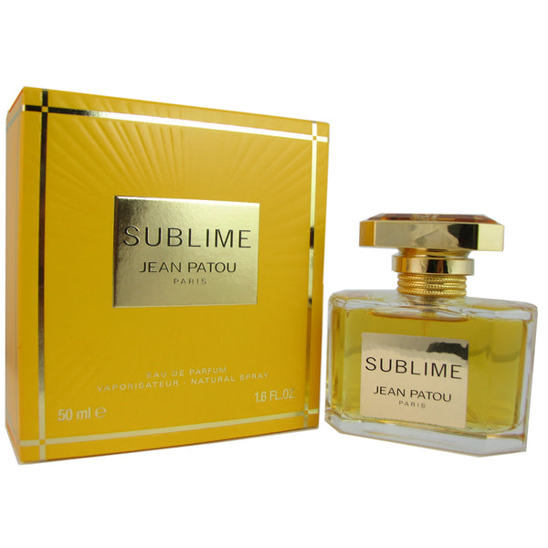 Sublime for Women by Jean Patou 1.6 oz Eau de Parfum Spray