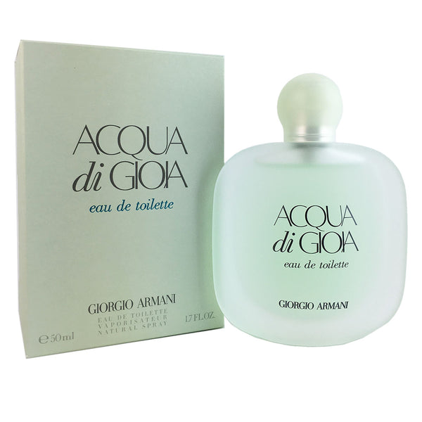 Acqua Di Gioia for Women by Giorgio Armani 1.7 oz Eau de Toilette Spray