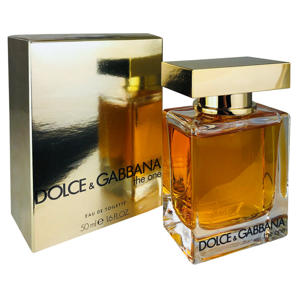 Dg The One For Women By Dolce And Gabbana 1.7 Oz Eau De Toilette Spray