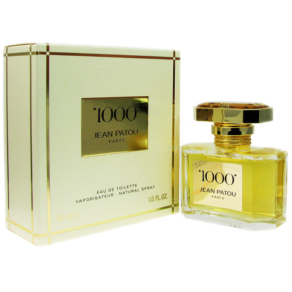 1000 for Women by Jean Patou 1.6 oz Eau de Toilette Spray