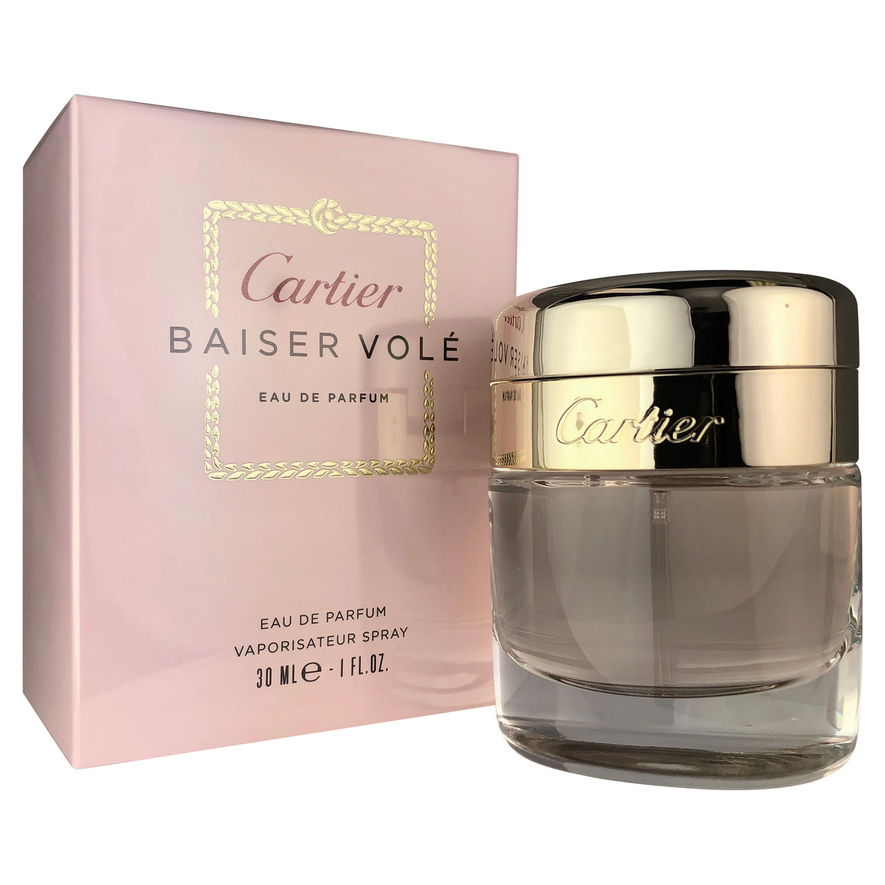 Cartier Baiser Vole For Women by Cartier 1.0 oz Eau De Parfum Spray