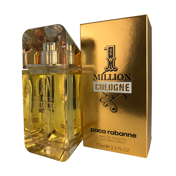 1 Million Cologne For Men By Paco Rabanne 2.5 oz Eau De Toilette Spray