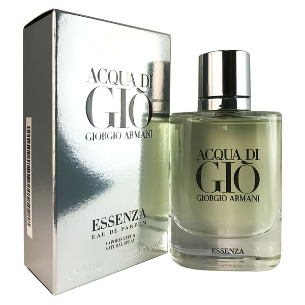 Acqua Di Gio Essenza for Men By Giorgio Armani 1.35 oz Eau De Parfum Spray