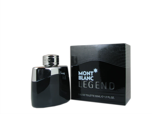 Legend for Men by Mont Blanc 1.7 oz Eau de Toilette Spray