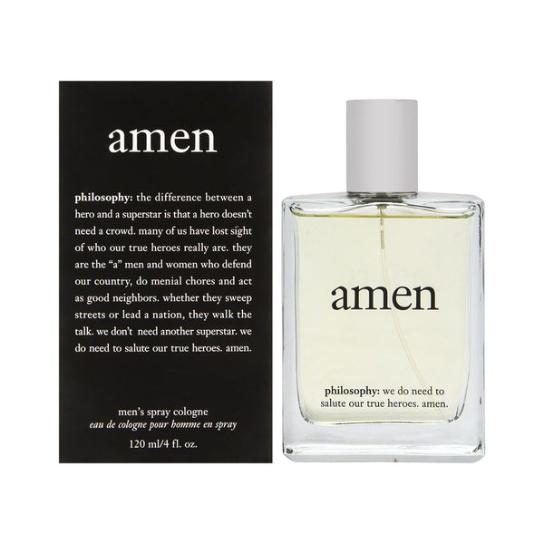 Philosophy Amen 4.0 oz Eau de Toilette Spray