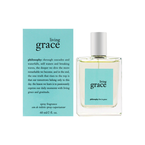 Philosophy Living Grace 2.0 oz Eau de Toilette Spray