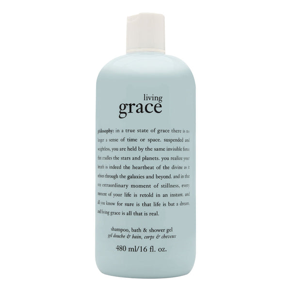 Philosophy Living Grace 16.0 oz Shampoo, Bath & Shower Gel