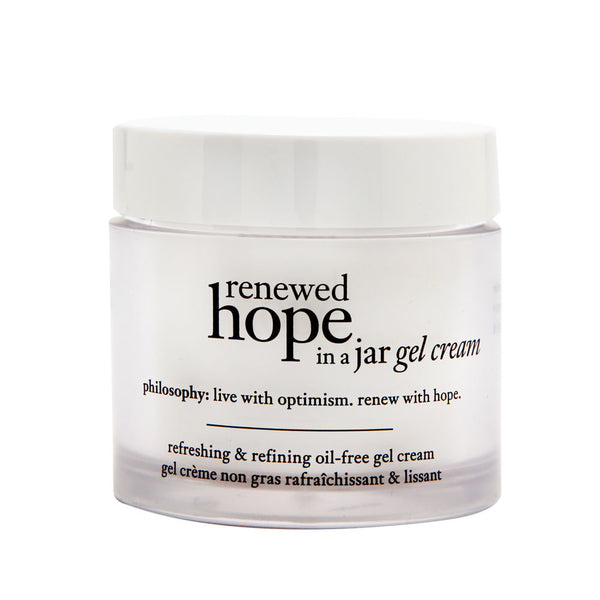 Philosophy Renewed Hope in a Jar Refreshing & Refining Oil-Free Gel Cream 60ml/2.0oz