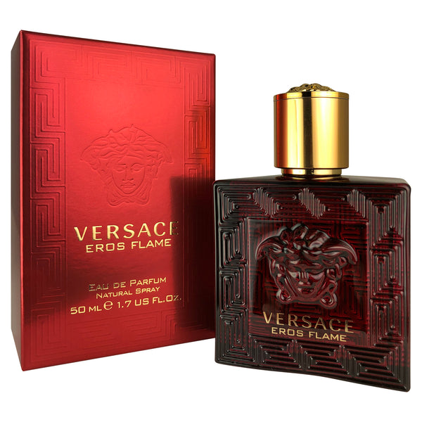 Versace Eros Flame for Men By Versace 1.7 oz Eau De Parfum Spray