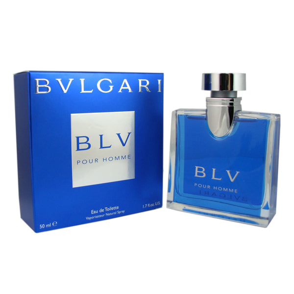 BLV for Men by Bvlgari 1.7 oz Eau de Toilette Spray