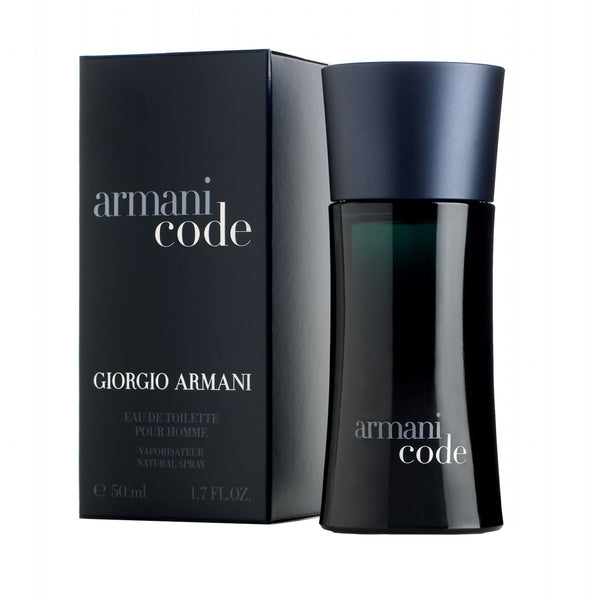 Armani Code Men by Armani 1.7 oz Eau de Toilette Spray