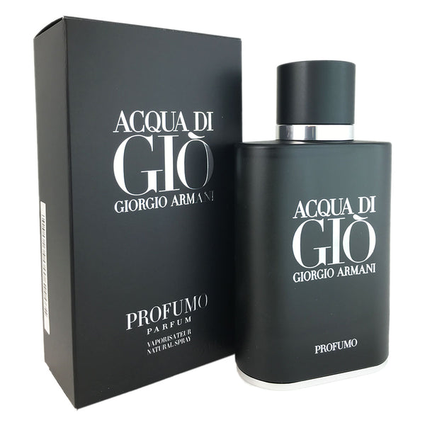 Acqua Di Gio for Men Profumo by Giorgio Armani 2.5 oz Eau de Parfum Spray