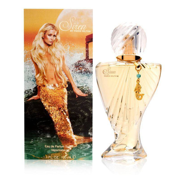 Siren by Paris Hilton for Women 3.4 oz Eau de Parfum Spray