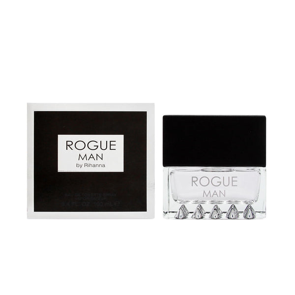Rogue Man by Rihanna for Men 3.4 oz Eau de Toilette Spray