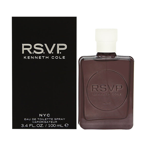 RSVP Kenneth Cole for Men 3.4 oz Eau de Toilette Spray