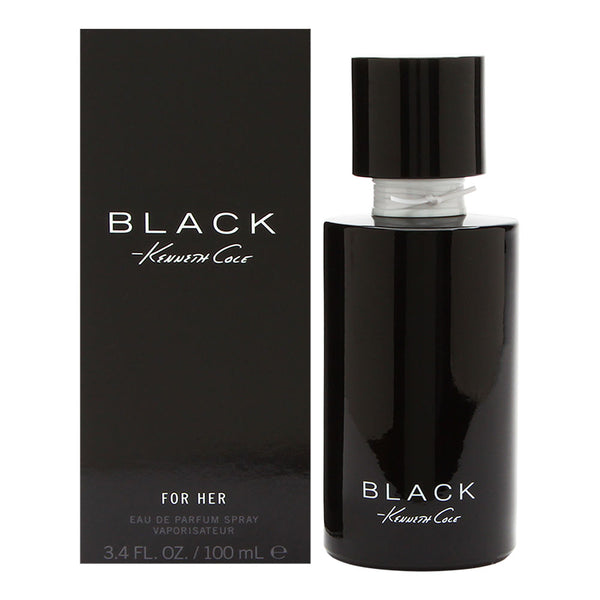 Black by Kenneth Cole for Women 3.4 oz Eau de Parfum Spray