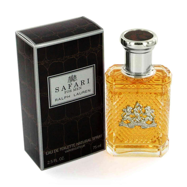 Safari For Men By Ralph Lauren 2.5 oz Eau De Toilette Spray