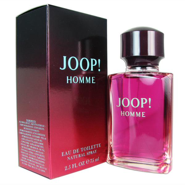 Joop for Men by Joop 2.5 oz 75 ml Eau de Toilette Spray