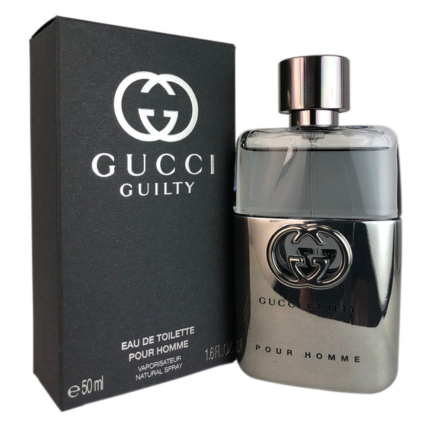 Gucci Guilty for Men 1.6 oz Eau de Toilette Spray
