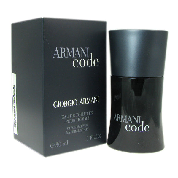 Armani Code Men by Armani 1 oz Eau de Toilette Spray