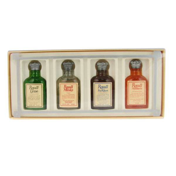 Royall Fragrance Collection by Royall Fragrances 4 Piece Mini Set for Men