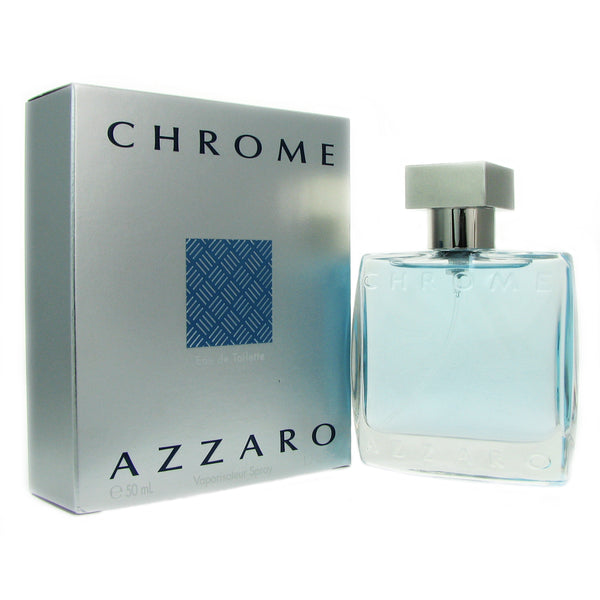 Azzaro Chrome for Men 1.7 oz Eau de Toilette Spray