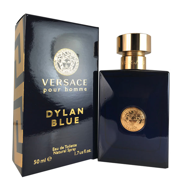 Versace Dylan Blue For Men by Versace 1.7 oz Eau De Toilette Spray