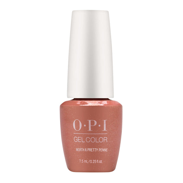 OPI GelColor Soak-Off Gel Lacquer Mini GCV27B / 0.25oz - Worth A Pretty Penne