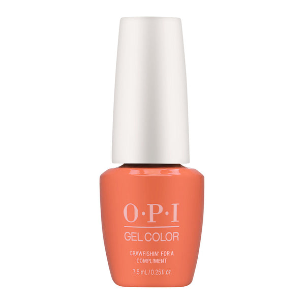 OPI GelColor Soak-Off Gel Lacquer Mini GCN58B / 0.25oz - Crawfishin' For A Compliment