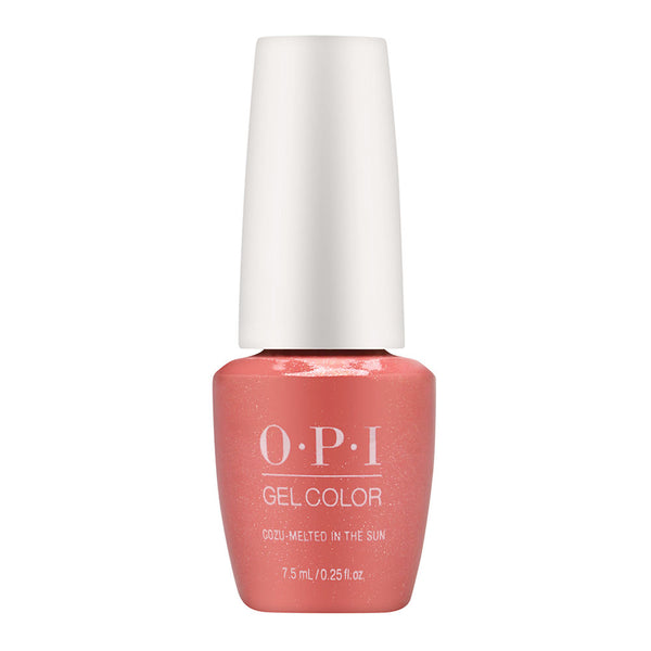OPI GelColor Soak-Off Gel Lacquer Mini GCM27B / 0.25oz - Cozu-Melted In The Sun