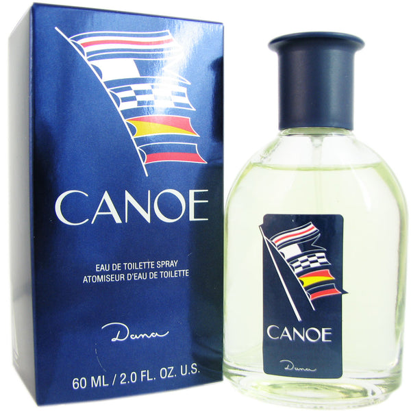 Canoe for Men by Dana 2.0 oz Eau de Toilette Spray