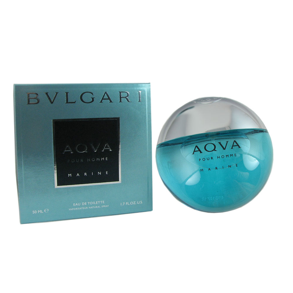 Bvlgari Aqva Marine for Men 1.7 oz Eau de Toilette Spray